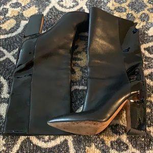 Valentino Mid Cuff Boots